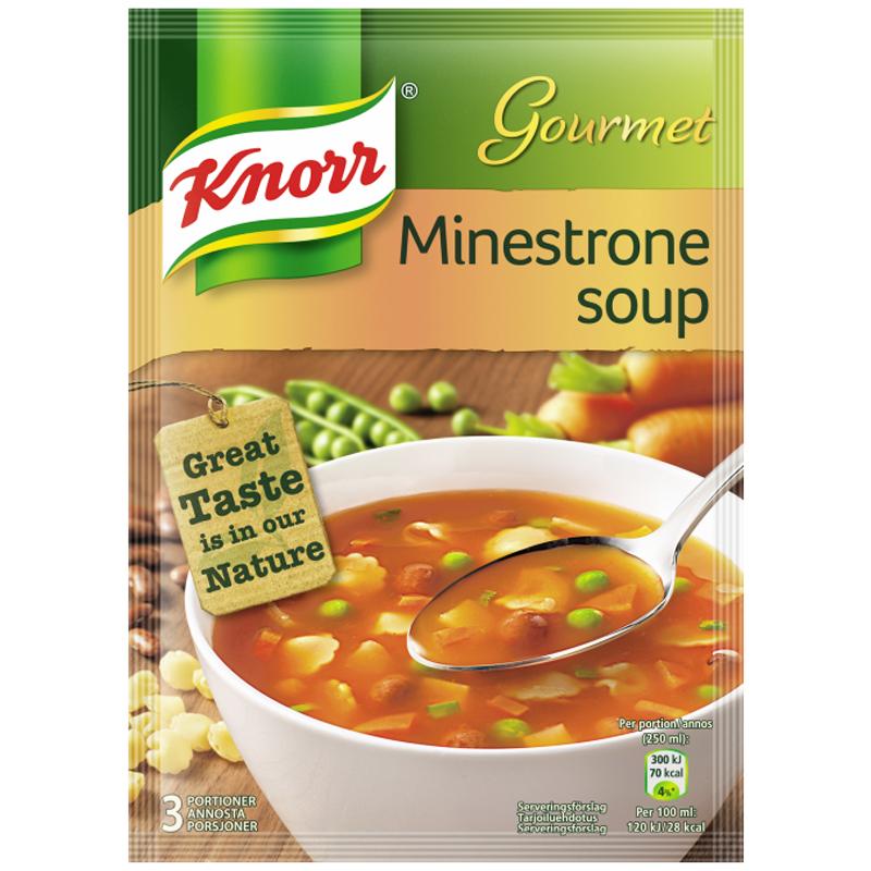 Minestronesoppa Italiensk 67g - 33% rabatt