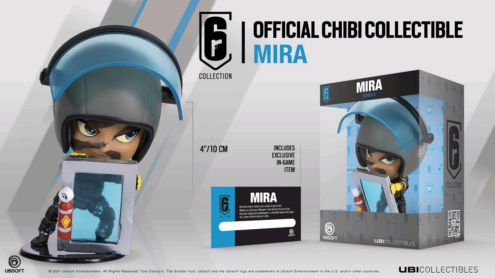 Six Collection - Mira Figurine Series 6