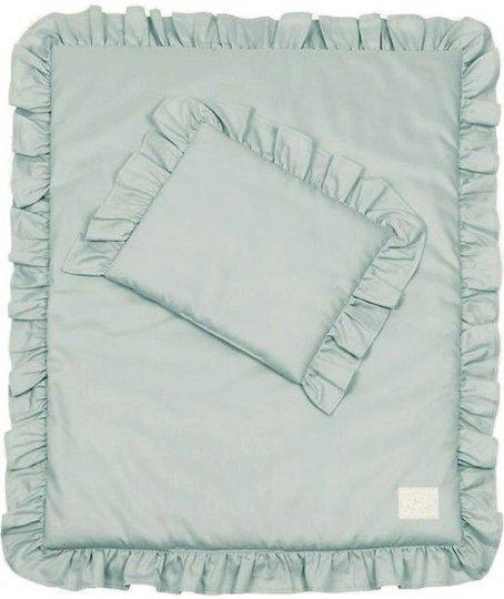 Cotton & Sweets Sengesett 50x65, Grønn
