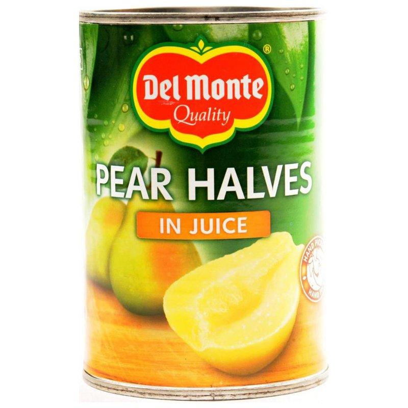 Päärynänpuolikkaat Päärynämehussa - 24% alennus
