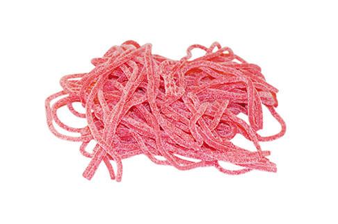 Spaghetti Sockrad Jordgubb 1kg