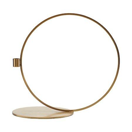 HD – 2 Col – Cirque Brass finish