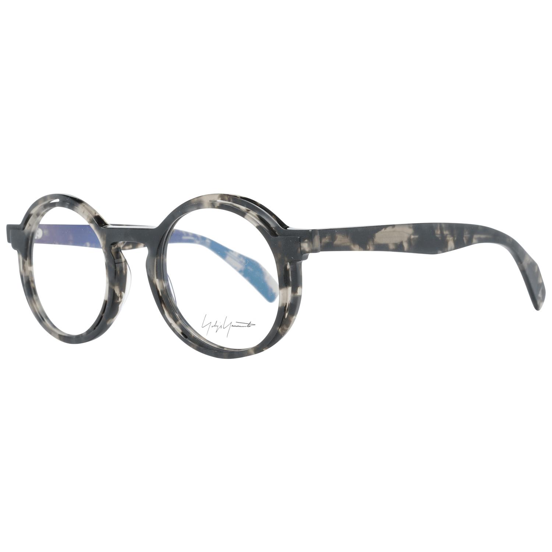 Yohji Yamamoto Men's Optical Frames Eyewear Grey YY1039 46968