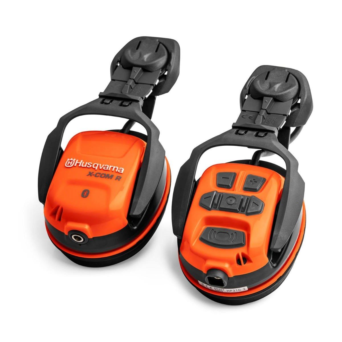 Husqvarna Hørselvern X-COM Bluetooth og FM hjelmbasert (alle hjelmer)
