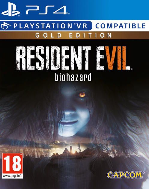Resident Evil VII Biohazard (7) Gold Edition