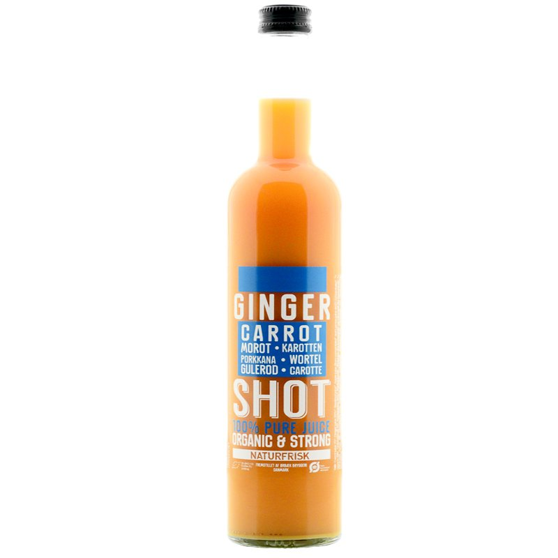 "Eko Juice ""Ginger Shot"" 500ml - 42% rabatt"