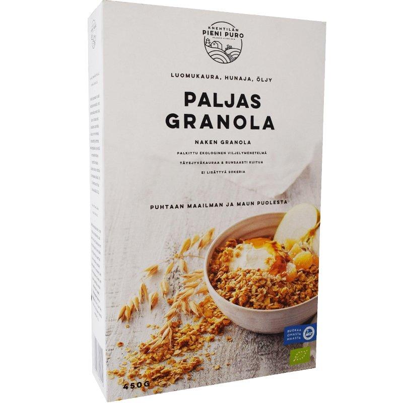 Paljas Granola - 76% alennus