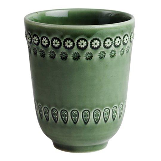 PotteryJo - Daisy Mugg 35 cl Forest