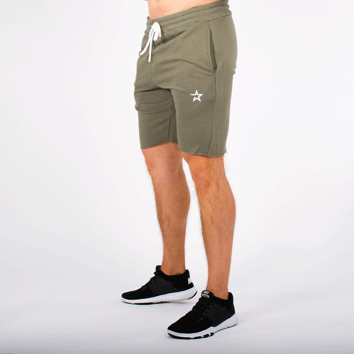 Star Edge Shorts, Olive