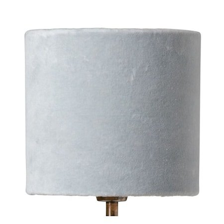 Sanna 17 cm lampeskjerm - Silver