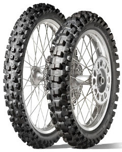 Dunlop Geomax MX 52 F ( 60/100-10 TT 33J M/C, etupyörä )