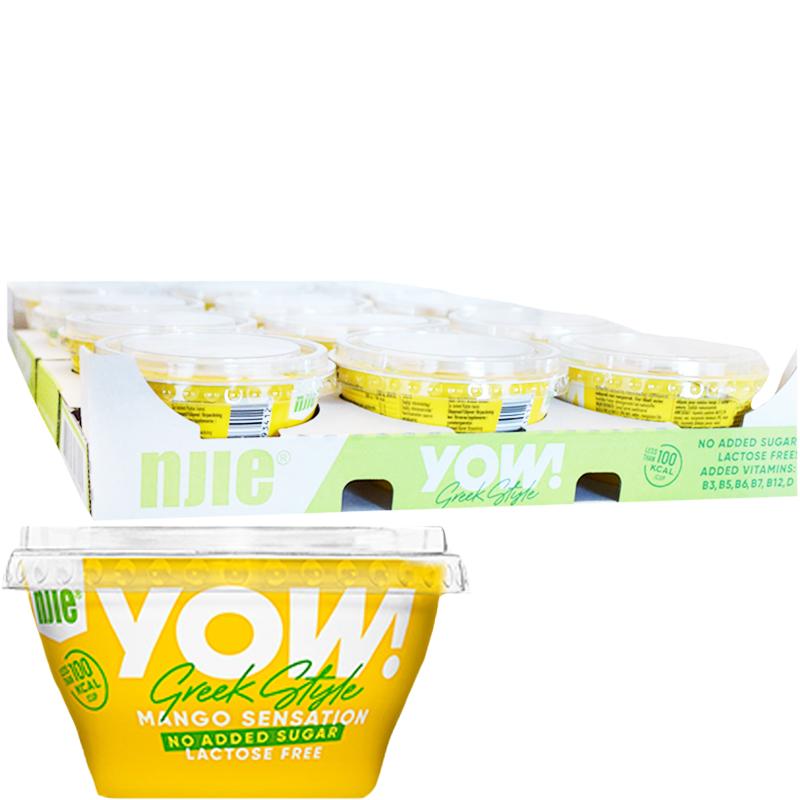 Mellanmål Mango 12-pack - 69% rabatt