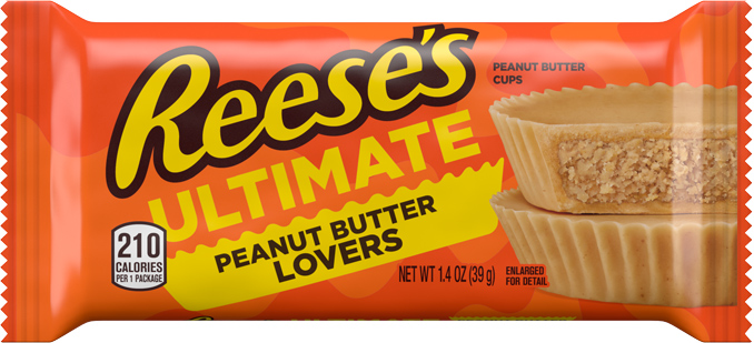 Reeses Ultimate Peanut Butter Lovers Cups 40g