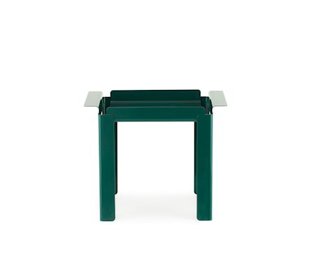 Box Bord Blå/Grønn 33x48 cm