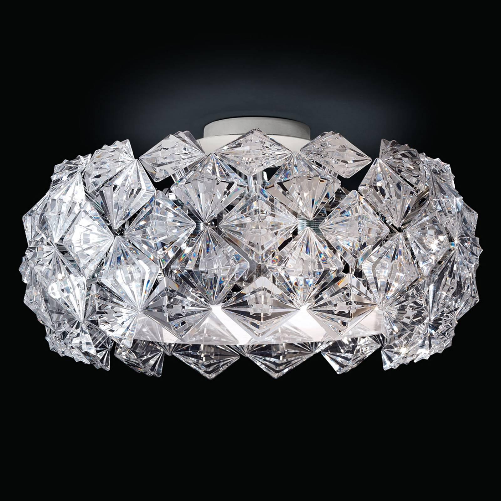 Vaikuttava kattovalaisin Prisma 52 cm