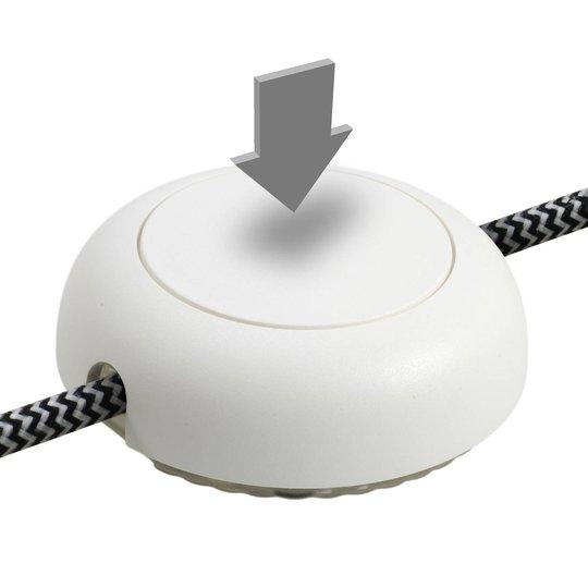 EHMANN T24.08 LED-snordimmer hvit