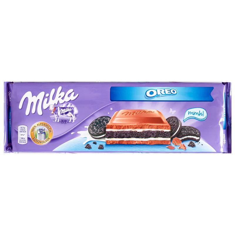Mjölkchokladkaka Oreo 300g - 44% rabatt