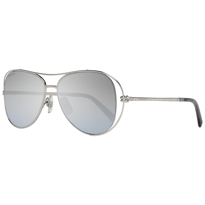 Swarovski Women's Sunglasses Silver SK0231 5516C