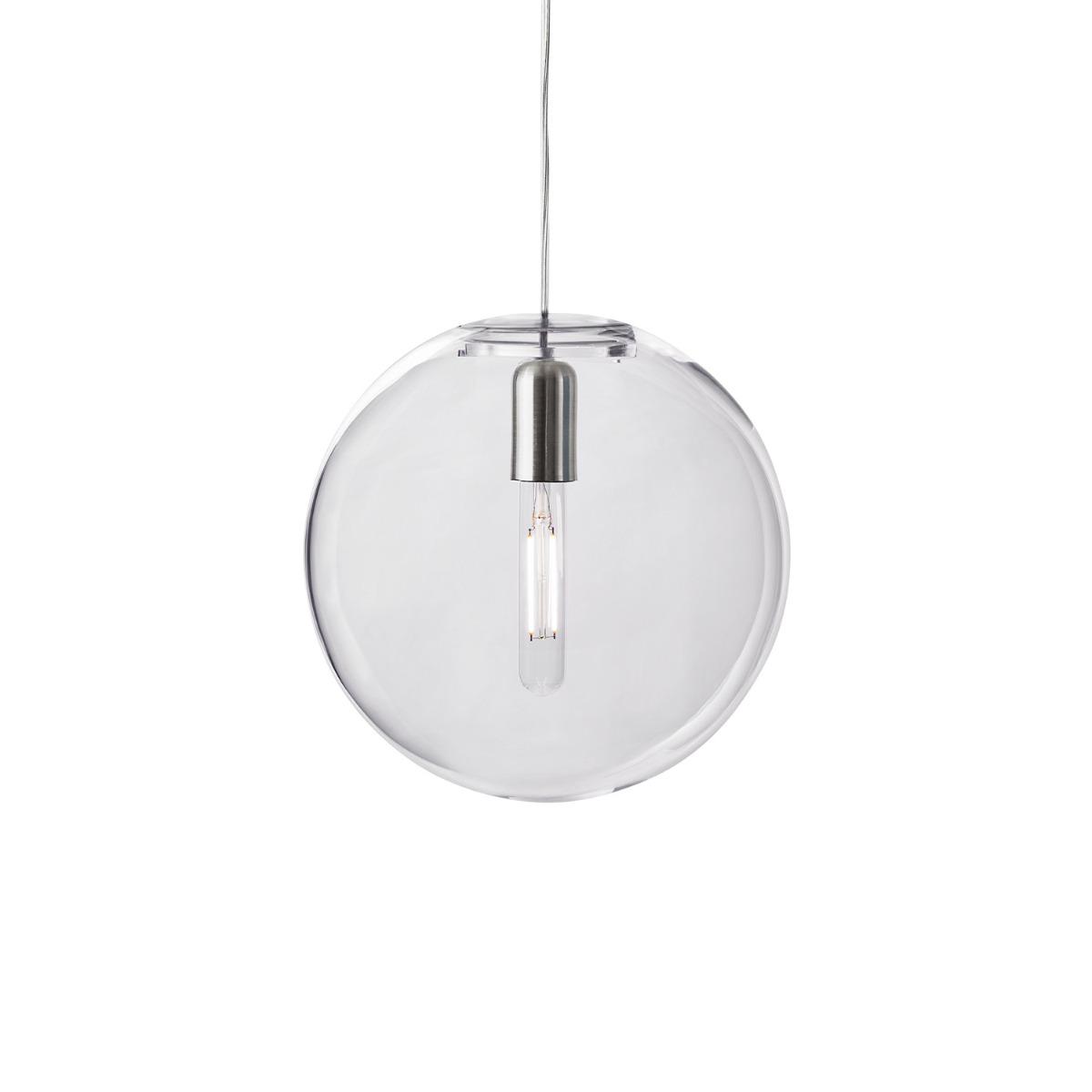 Design House Stockholm Lampa Luna Klar Medium