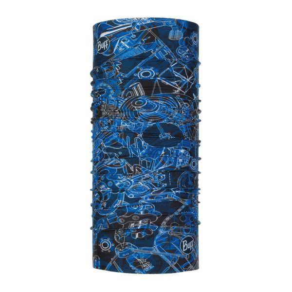 Buff BU12018370710 Halsvarmer one size, blå
