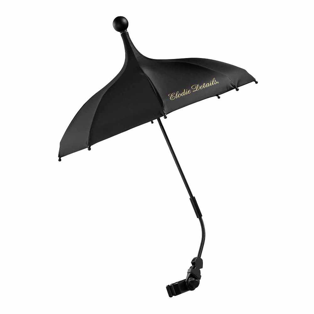 Stroller Parasol - Brilliant Black