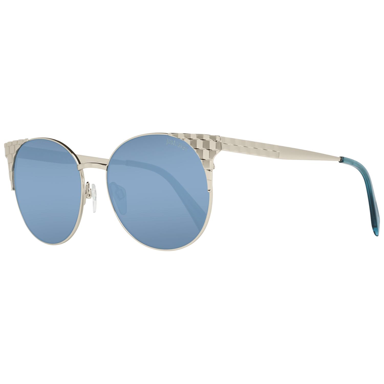 Just Cavalli Women's Sunglasses Gold JC749S 5432W