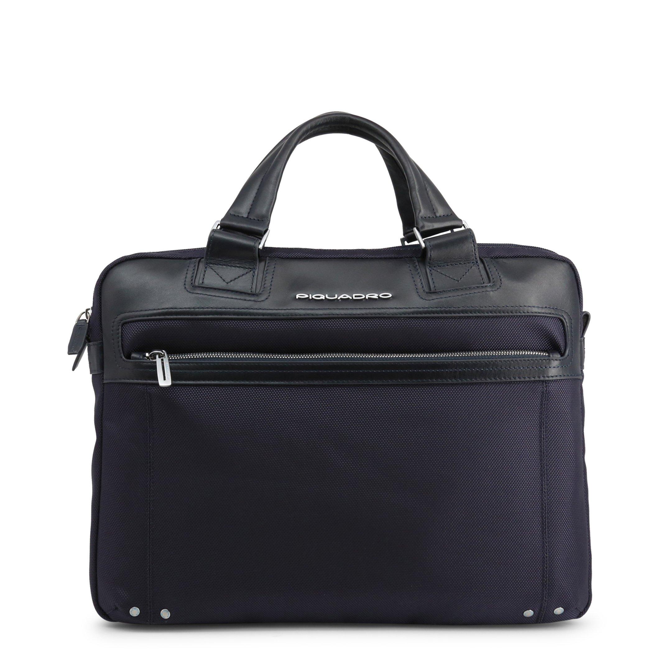 Piquadro Men's Briefcase Various Colours CA3339LK2 - blue NOSIZE
