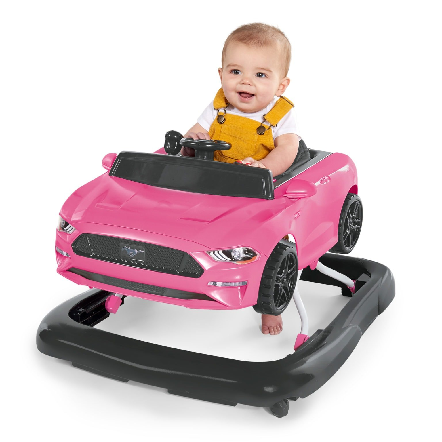 Bright Starts - Ford Mustang, Pink (11212)