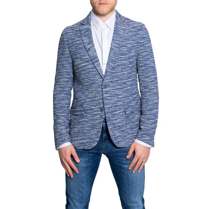 Antony Morato - Antony Morato Men Jacket - blue 44