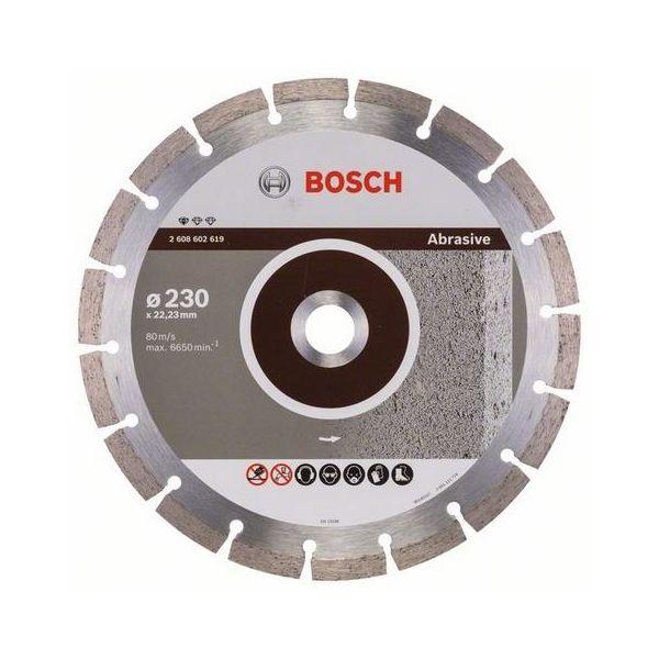 Bosch Standard for Abrasive Diamantkappskive Ø230 mm