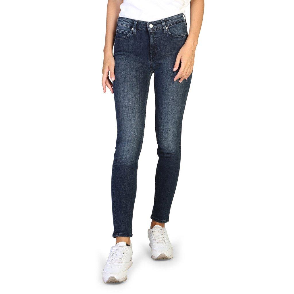 Calvin Klein Women's Jeans Blue 350250 - blue 25