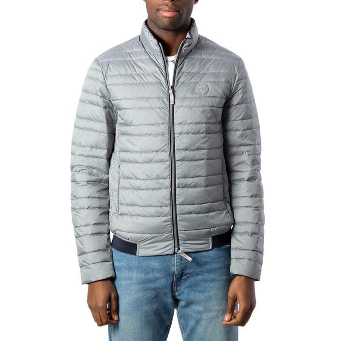 Armani Exchange Men's Jacket Grey 170454 - grey S