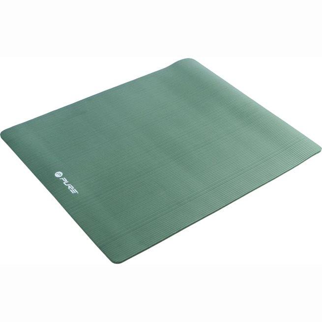 vidaXL NBR Yogamatta grön