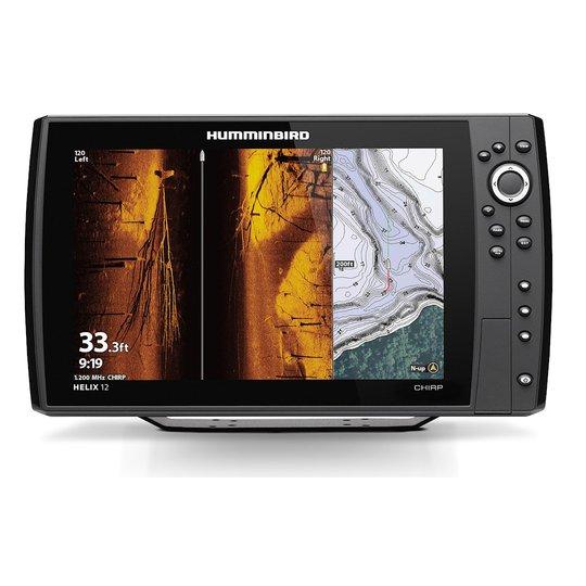 Humminbird Helix 12 CHIRP MEGA SI+ GPS G4N kombienhet