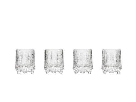 Ultima Thule glass 5 cl klar 4 stk.