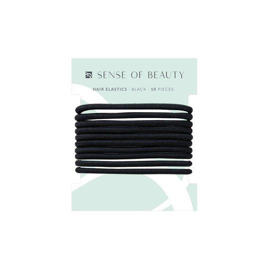 Hair Elastics, 10 pcs Sense Of Beauty Hiuspinnit