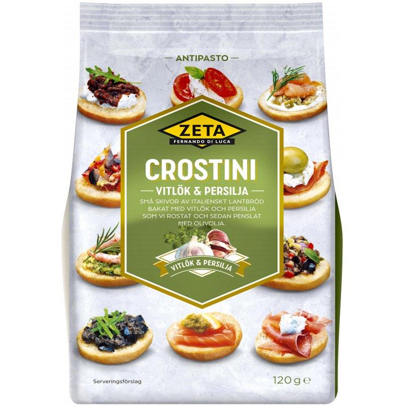 Crostini Vitlök - 32% rabatt