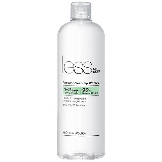 Less On Skin Micellar Cleansing Water, 500 ml Holika Holika Kasvovedet
