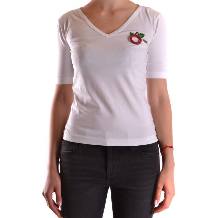 Dsquared Women's T-Shirt White 168718 - white M
