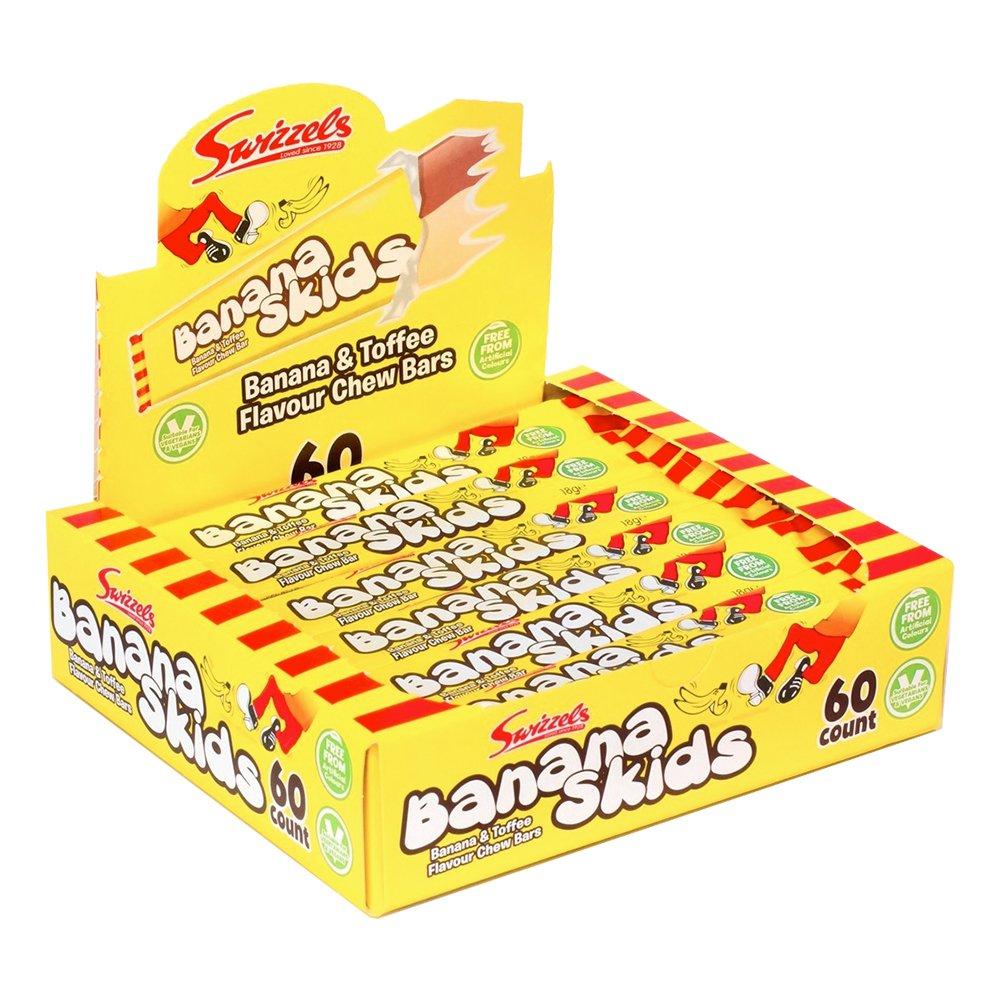 Banana Skids - 60-pack