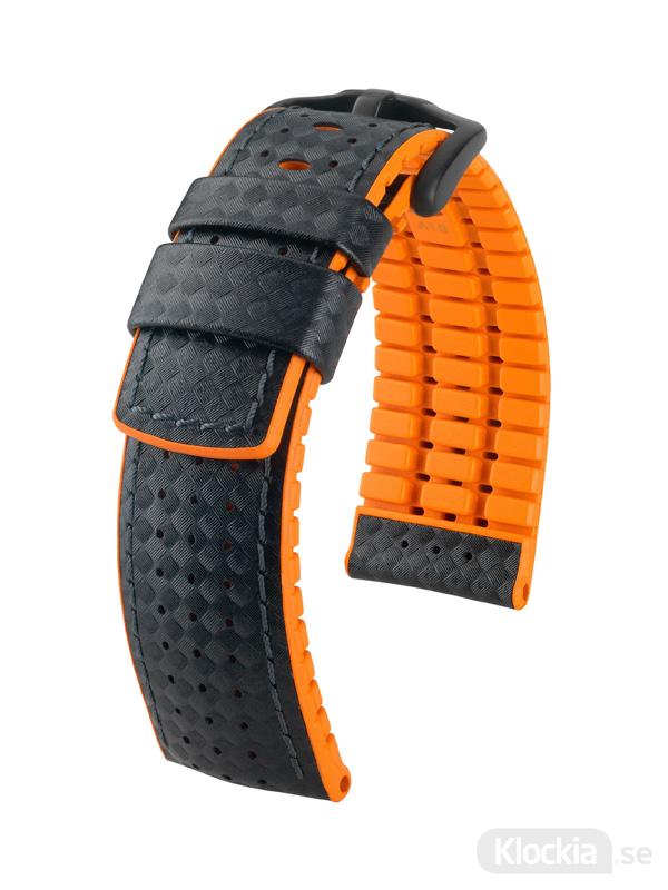 Hirsch Ayrton 20mm Orange/Svart 0917692050-5-20