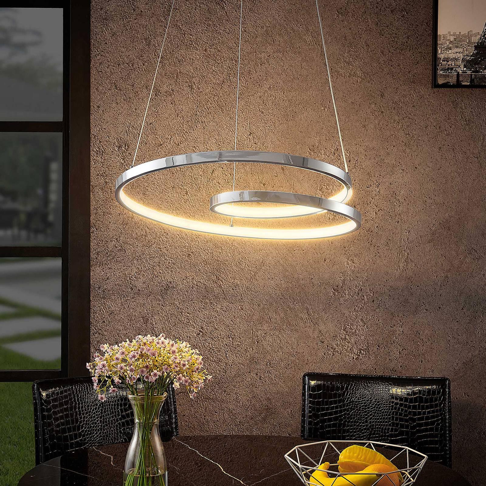 Lucande Maire -LED-riippuvalaisin
