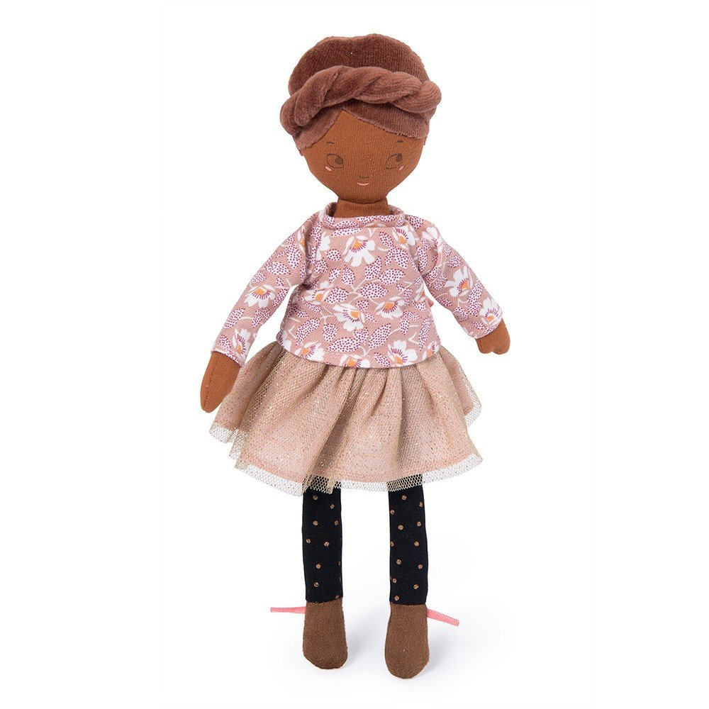 Moulin Roty - Mademoiselle Rose doll (642538)