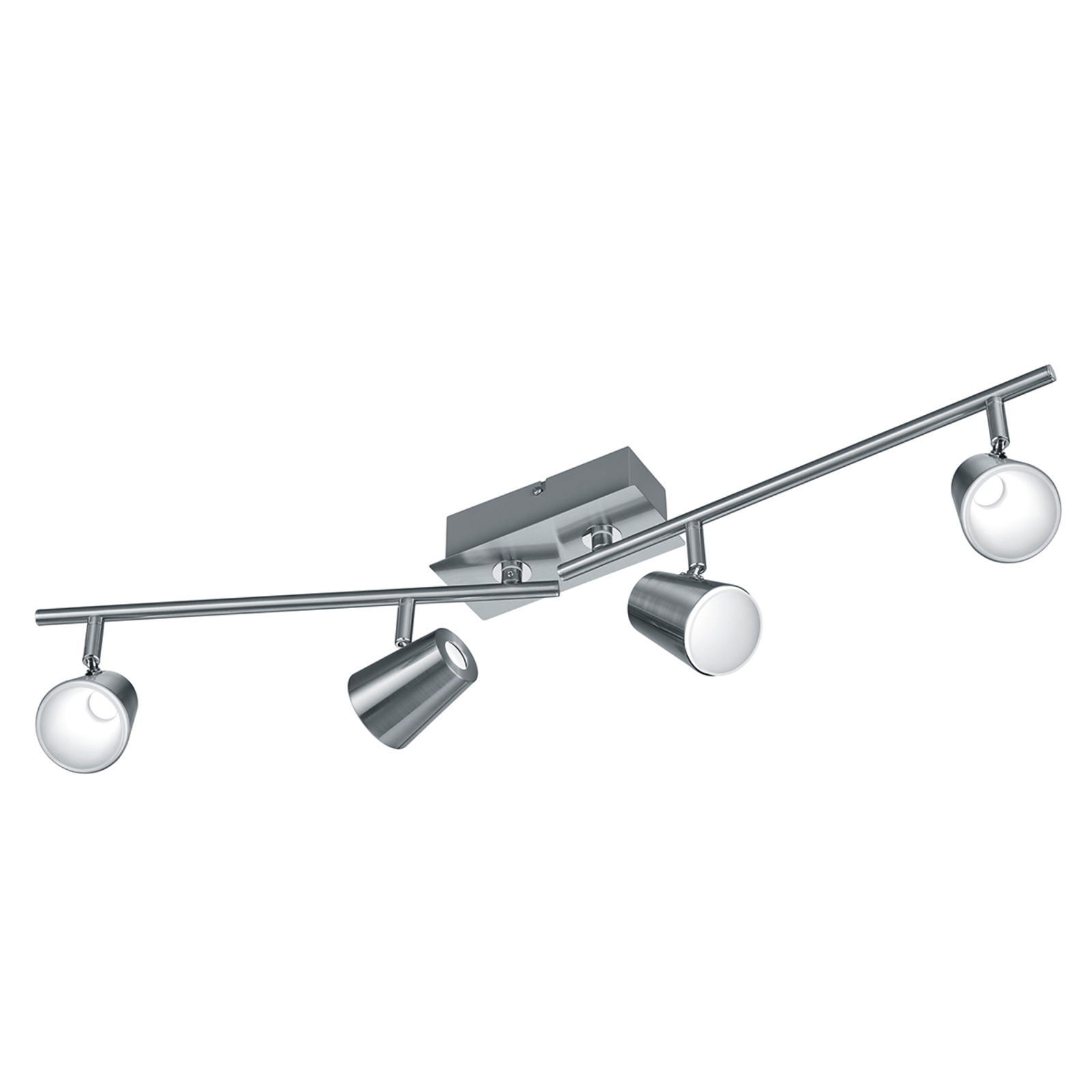 Moderni LED-kattokohdevalo Narcos 4-lamppuinen