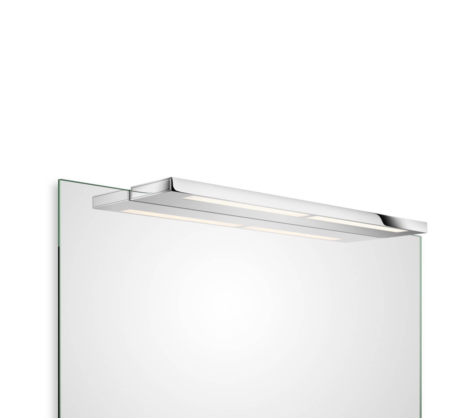 Decor Walther Slim LED-speillampe krom 60 cm