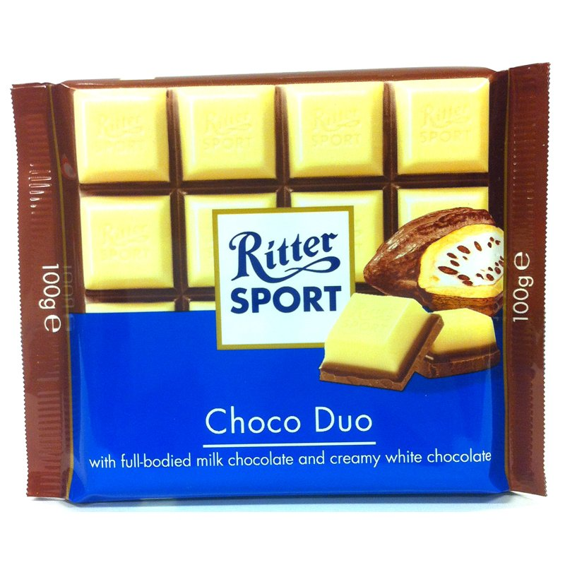 Ritter Sport Choco Duo - 37% rabatt