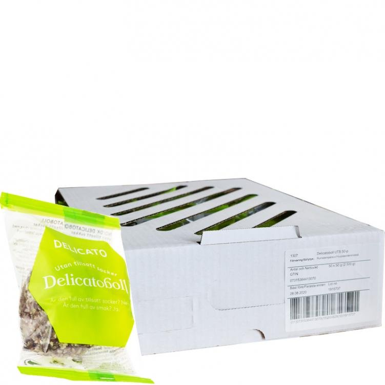 Delicatoboll 50-pack - 35% rabatt
