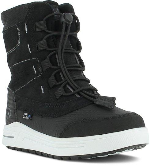 Leaf Jaren Sneakers, Svart 28