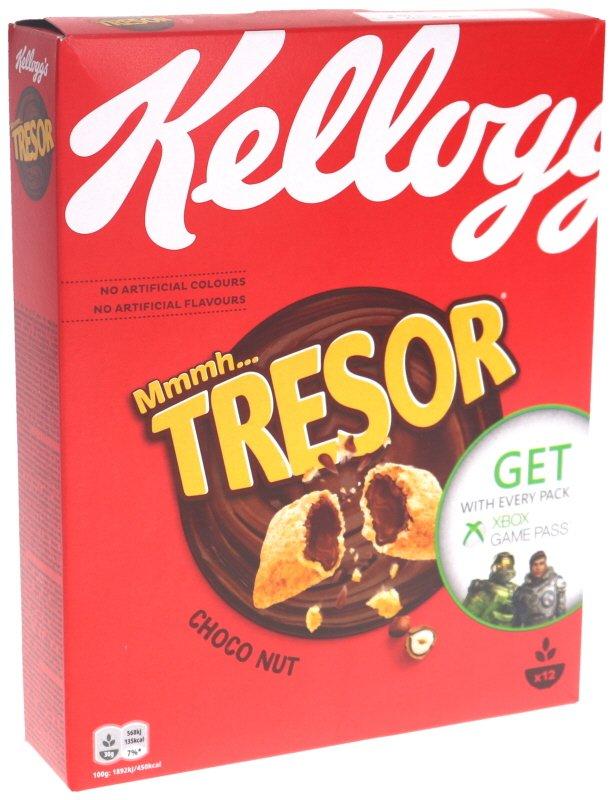 Frukostflingor Tresor Choconut - 26% rabatt