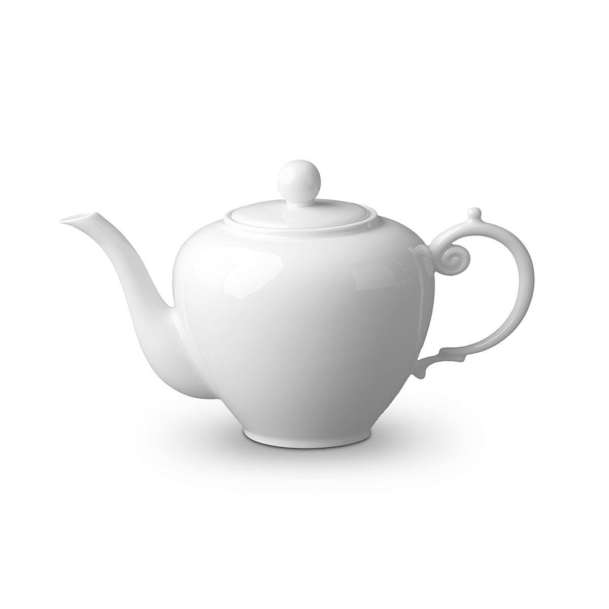 L'Objet I Aegean Teapot White